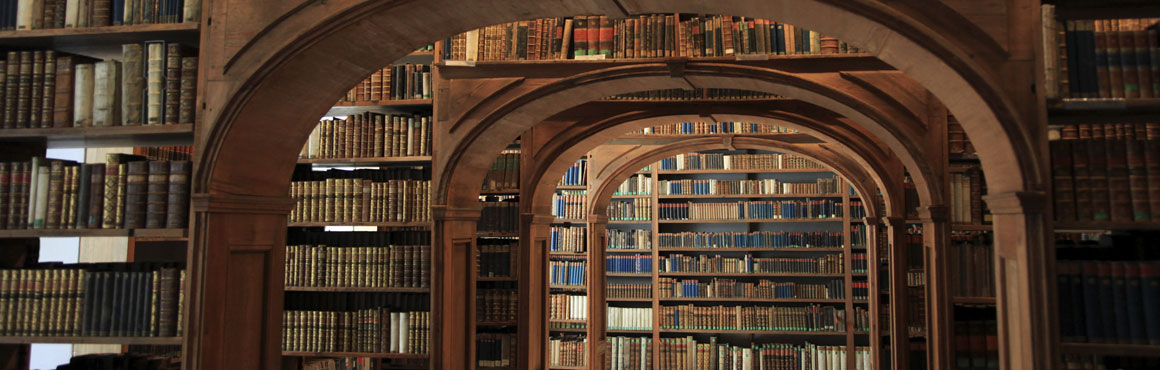 Time-traveling librarians, shared print, and being excellent to each other