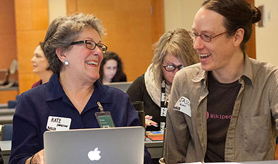 Three things librarians wanting to engage with Wikipedia should think about first