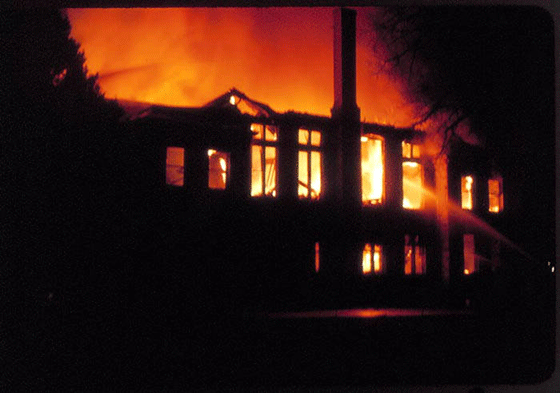 North_or_south_side_of_Douglas_County_Courthouse_fire_1978
