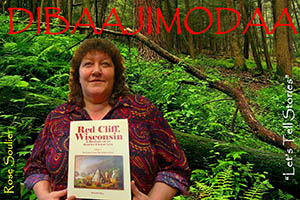 Red Cliff READ Rose Soulier blog