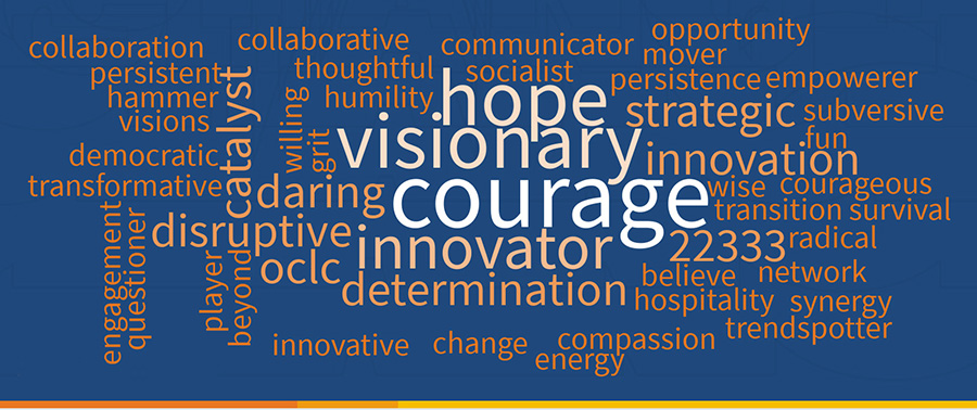 ARC 2018: Changing the game for libraries with vision, courage, and persistence