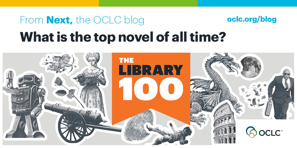 Resources to encourage reading with The Library 100 list