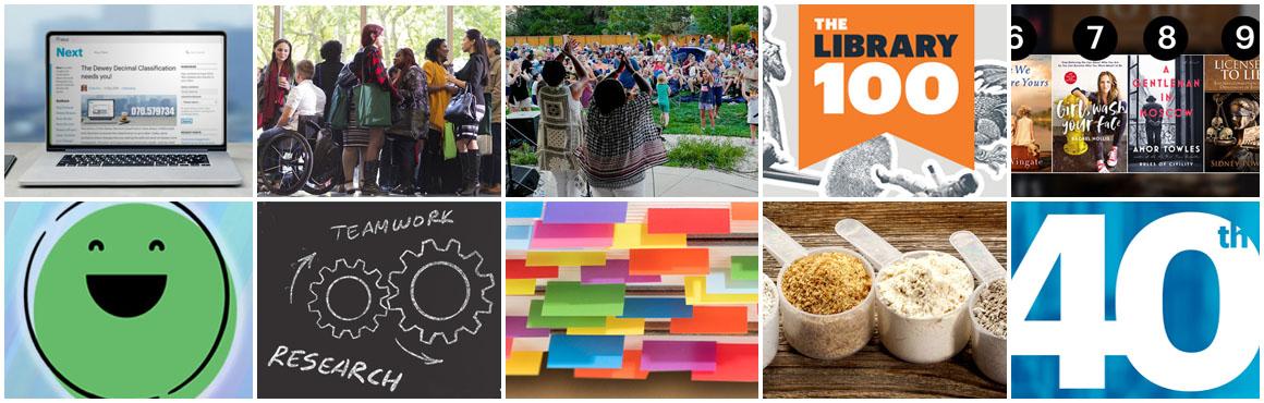 Top 10 OCLC Next Posts of 2019