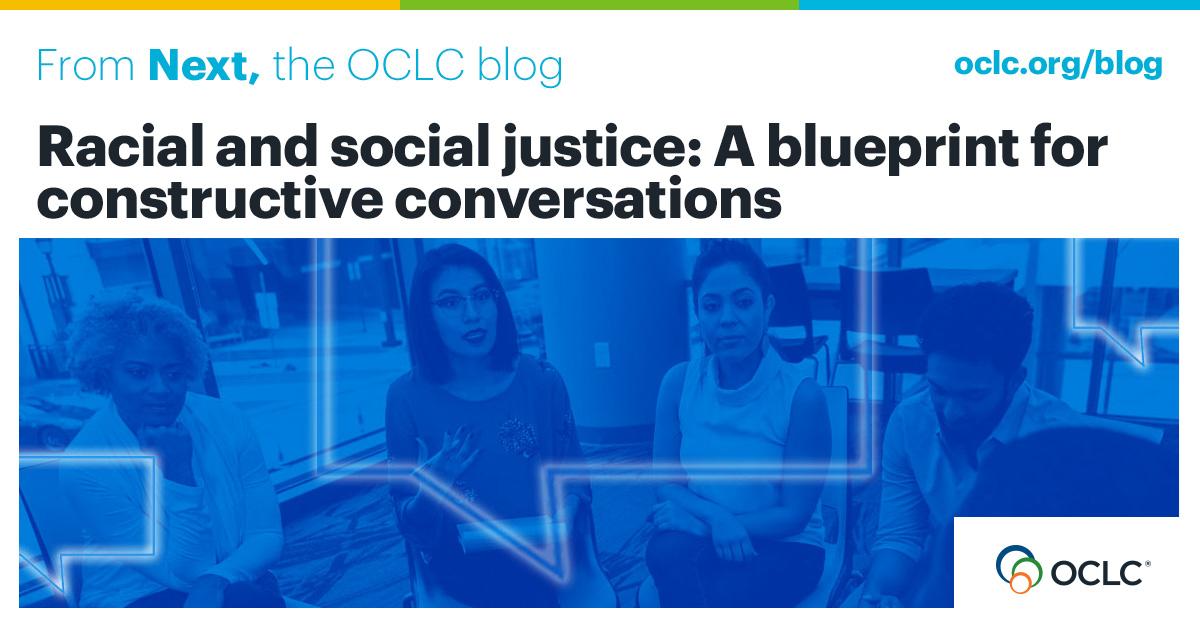 Racial and social justice: A blueprint for constructive conversations