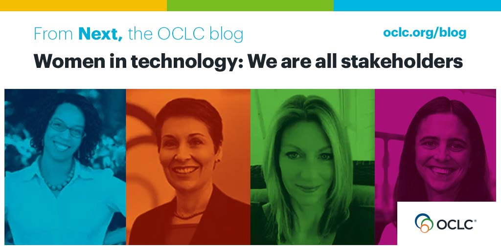 Women in technology: We are all stakeholders